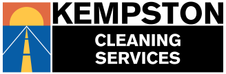 Kempston Cleaning Horizontal Logo